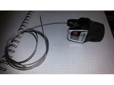 Манетка, шифтер для планетарной втулки SRAM T3