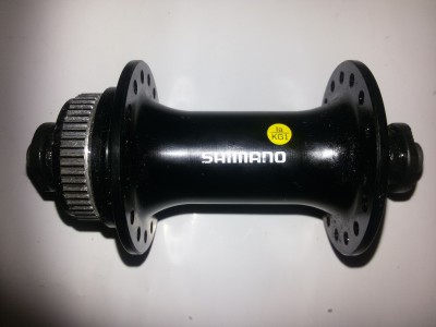 Втулка передняя SHIMANO HB-RM66 32сп